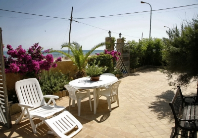 Casa Vacanze Villa Tre Fontane Sul Mare